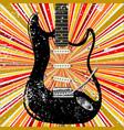 Grunge guitar