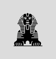 Sphinx Egypt vector image