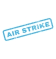 Air Strike Rubber Stamp vector image vector image