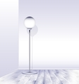 white room vector image vector image