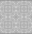 vintage tile design pattern vector image