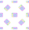 pattern with camera vector image