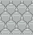 trash can seamless pattern wheelie bin background vector image vector image