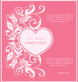 Valentine invitation card vector | Price: 1 Credit (USD $1)