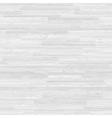 White Parquet Seamless Wooden Stripe Mosaic Tile vector image vector image