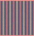 abstract seamless stripe pattern vector image vector image