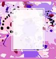 Pink maroon purple lilac ink splashes ellipse