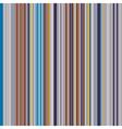 Retro colored stripes vector image