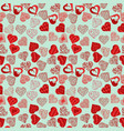 seamless pattern texture 3 in the style of doodle vector image