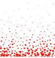 valentines heart cart love symbol isolated vector image vector image