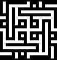 kufic script vector image