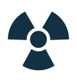 nuclearl isolated icon vector image