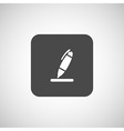 pen icon tool interface sign symbol graphic vector image