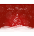 Background Christmas4 vector image vector image