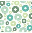 playful spot textured polka dot seamless pattern vector image vector image