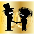 Wedding Bands vector image vector image