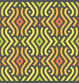 african decorative pattern for the background vector image vector image