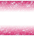 Abstract Pink Line Background vector image vector image