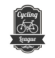 sport bike vector image vector image