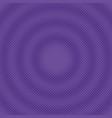 purple halftone background vector image