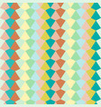 stripes pattern of abstract triangle vector image