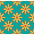 Flower seamless pattern bright colors vector image vector image