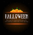 halloween poster design collection stock vector image