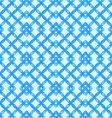 abstract seamless pattern texture in blue colors vector image vector image