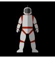 Cosmonaut flat icon vector image vector image
