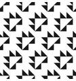 creative seamless geometric pattern vector image vector image
