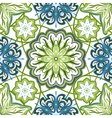 seamless vintage background - victorian tile in vector image vector image