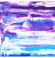 violet pink purple magenta blue watercolor vector image