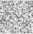 abstract background from triangles vector image vector image