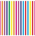 Seamless stripes background or tile pattern vector image vector image