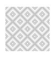 series of abstract seamless patterns with squares vector image vector image