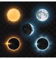 Sun moon eclipses