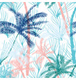 Beautiful exotic tropical summer pattern