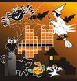 Crossword halloween