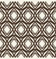 monochrome kaleidoscope seamless pattern vector image