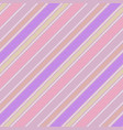 baby color pink striped abstract seamless pattern vector image vector image