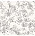Leaves Branch Pattern vector image