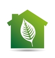 concept environment leaf nature icon graphic vector image