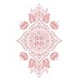 Manipur Chakra Mandala vector image vector image