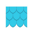 roofing material icon vector image