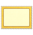 Stamp icon eps10 vector image vector image