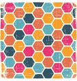 Retro seamless geometric pattern vector | Price: 1 Credit (USD $1)