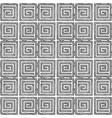 ancient greek ornament vector image vector image
