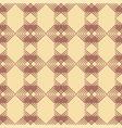 art deco pattern vector image
