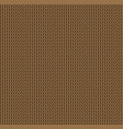 knit texture orange color seamless pattern fabric vector image vector image