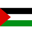 Palestine vector image vector image
